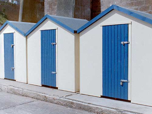 Timber buildings and shelters for sale eagle sheds for Beach hut style